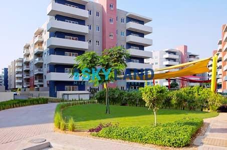 شقة 1 غرفة نوم للايجار في الريف، أبوظبي - Type C - Biggest layout Vacant Soon 59k!