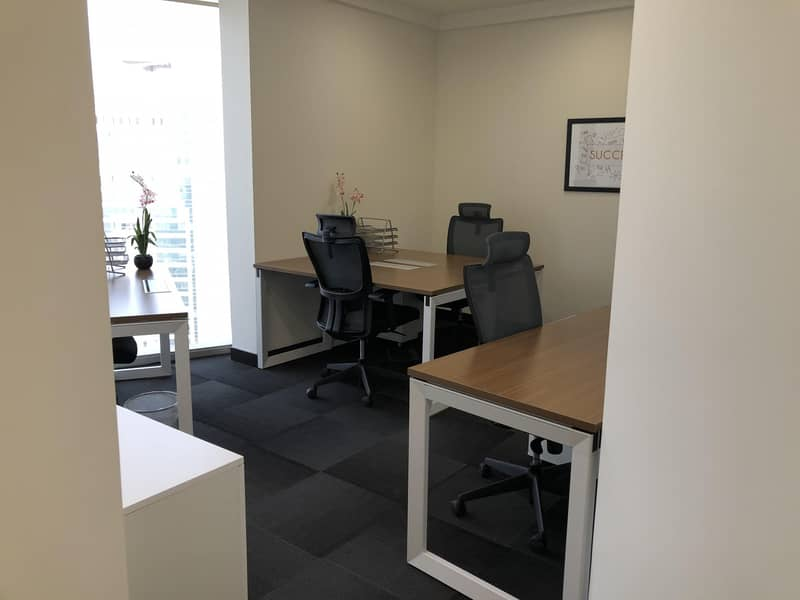 Serviced Virtual Office in Dubai Best location | Bayut com