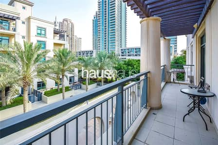 2 Bedroom Flat for Rent in The Views, Dubai - Side lake view | Unfurnished | 2 Bedroom
