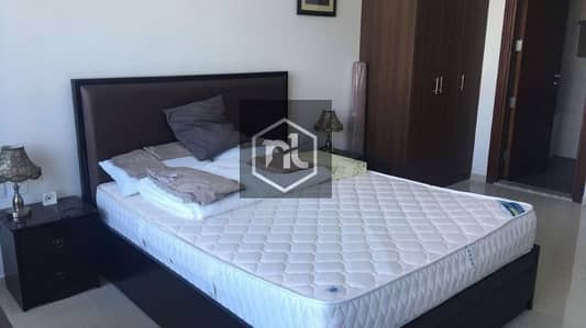 Studio for Rent in Dubai Sports City, Dubai - GOLF COURSE VIEW | FULLY FURNISHED | STUDIO | BALCONY AND PARKING | ELITE 9 | SPORTS CITY