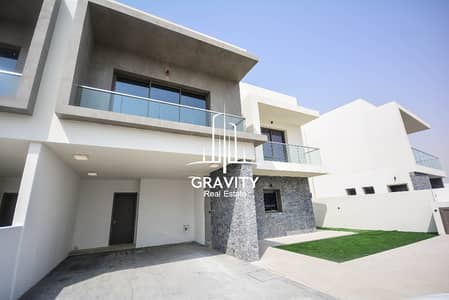 4 Bedroom Townhouse for Sale in Yas Island, Abu Dhabi - Limited Offer Book your Townhouse for 190K and 3Years Free service fee