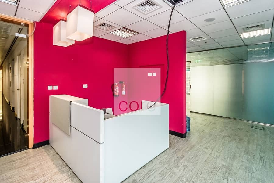 Prime Location | Vacant | Fitted Office