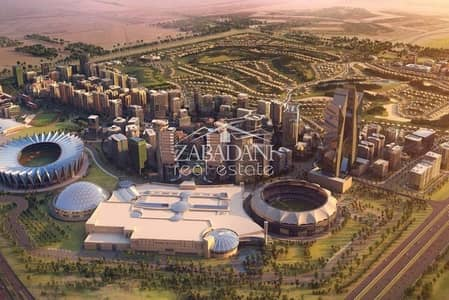 Mixed Use Land for Sale in Dubai Sports City, Dubai - Mixed Use Corner Plot For Sale In Dubai Sports City