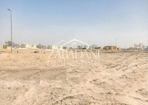 G+4 Plot available @ AED 58/sqft in International City