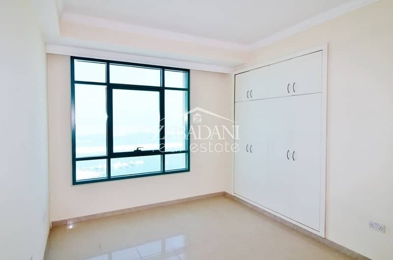 One bedroom with Full Sea View for sale in Marina Crown