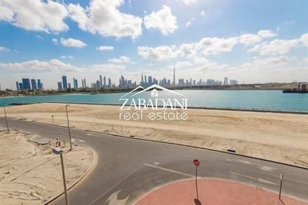 ارض سكنية  للبيع في لؤلؤة جميرا، دبي - Hot Deal!! Spectacular Park View Plot In Pearl Jumeirah For Sale