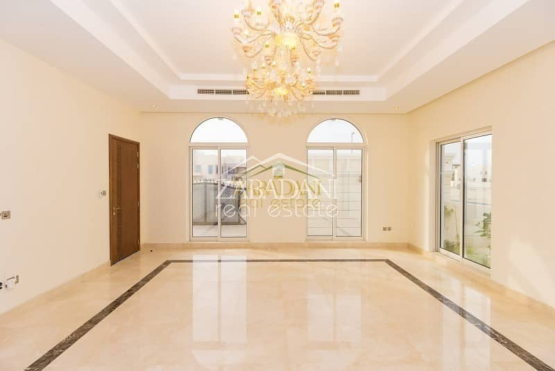 Spacious 7 bed Ready villa in Pearl Jumeirah @ AED 16.5M