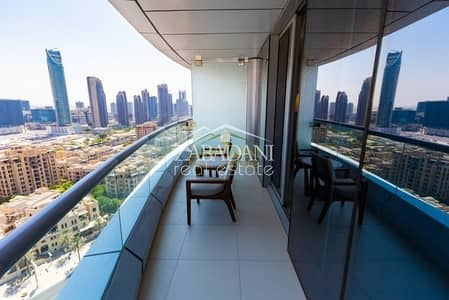 1 Bedroom Hotel Apartment for Sale in Downtown Dubai, Dubai - OWN YOUR LUXURY 1 BR  NEXT TO DUBAI MALL