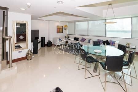 فلیٹ 2 غرفة نوم للبيع في مركز دبي التجاري العالمي، دبي - Amazing 2 Bedroom Duplex in World Trade Centre Residences
