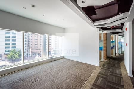Office for Rent in Al Muroor, Abu Dhabi - Competitive Rent | Fitted Unit | Low Floor
