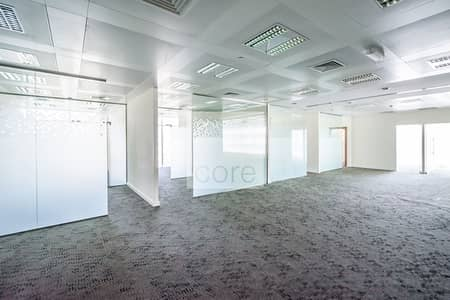 Full Floor | Fitted Office with Partitions