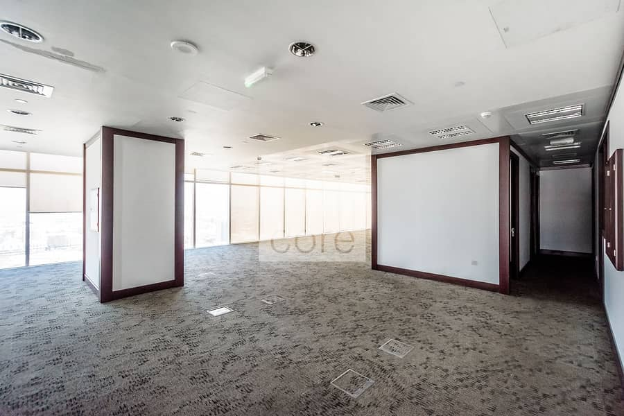 2 Fitted Office | High Floor | Partitions