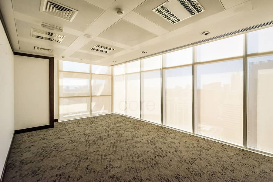 15 Fitted Office | High Floor | Partitions