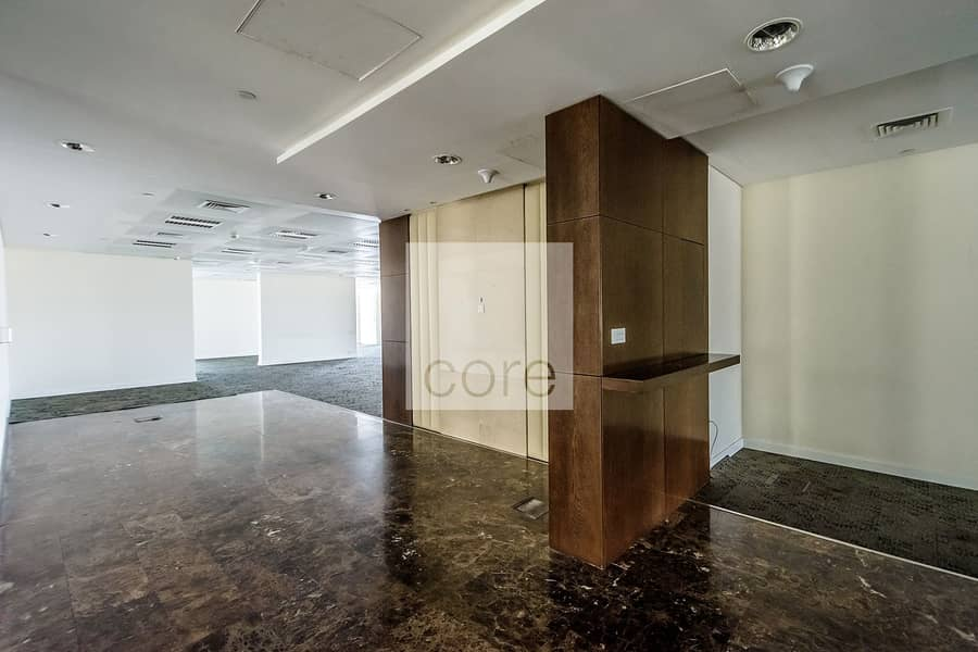 15 Full Floor | Fitted Office with Partitions