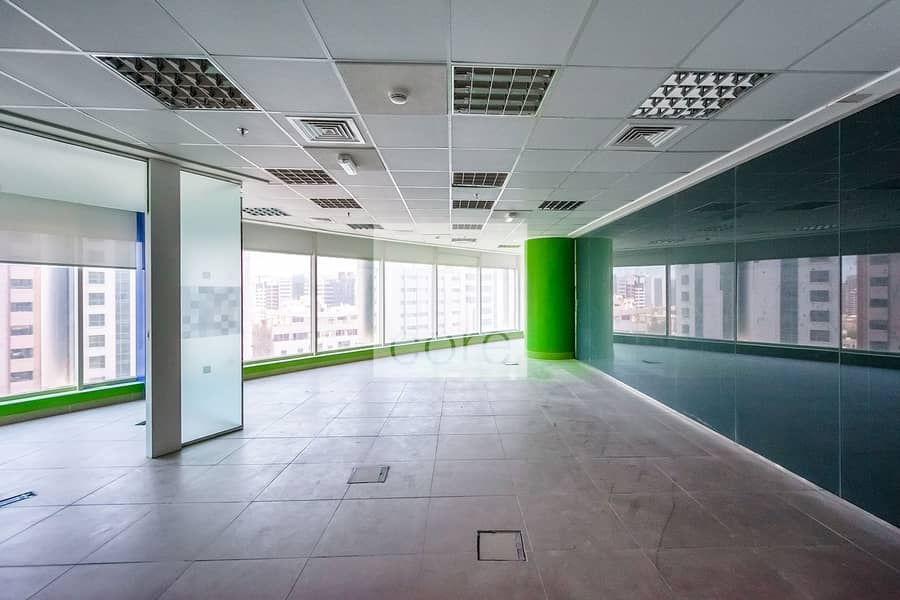 Fitted Office | Mid Floor | Vacant