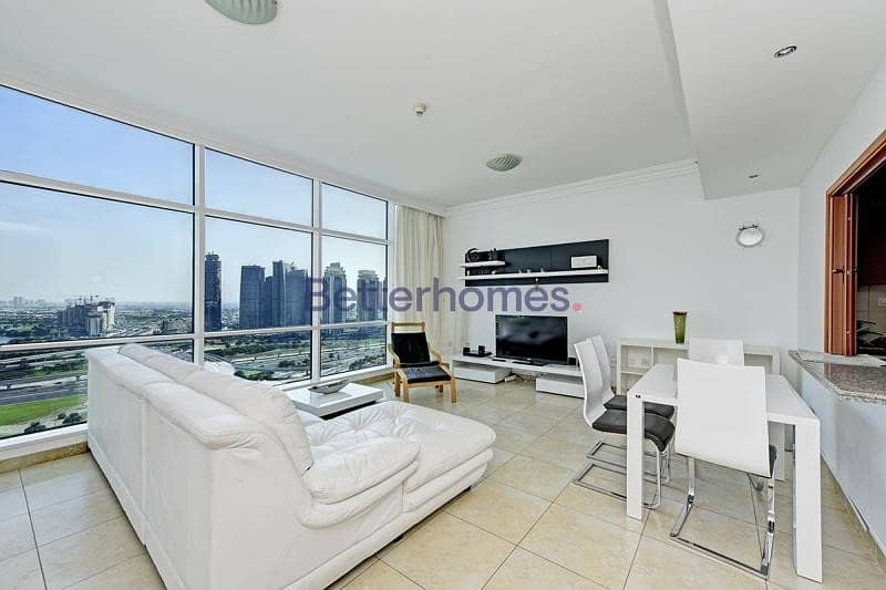 2 Bed | Furnished | MAG 218 | Dubai Marina