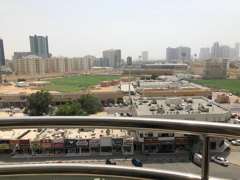 Spacious Horizon Towers: 2 Bed Hall with Parking (Full open view) 1633 sqft
