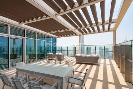 بنتهاوس 3 غرفة نوم للبيع في وسط مدينة دبي، دبي - The Only Terrace Sky Collection in the Market