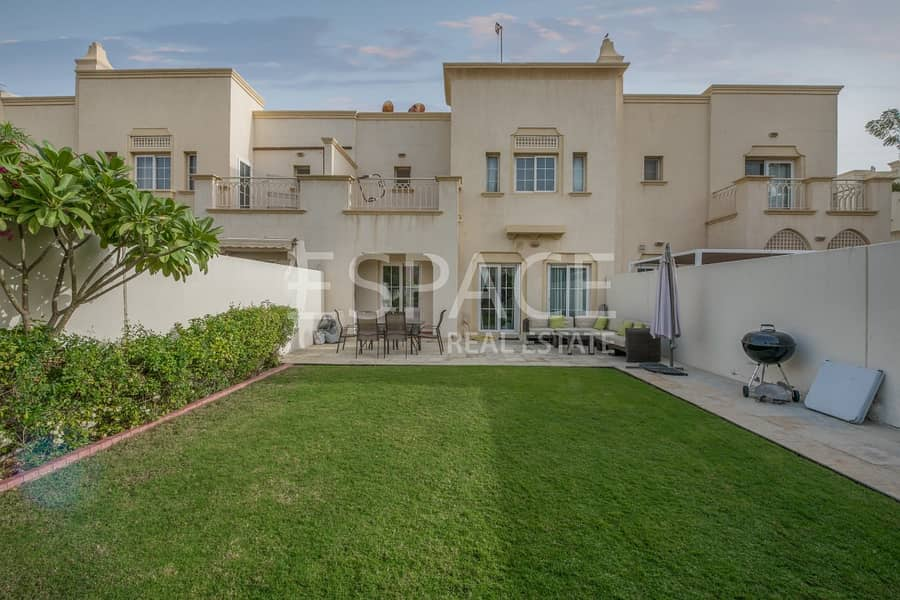 Walking Distance to Park and Pool | Type 3M Villa