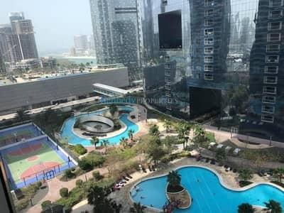 فلیٹ 2 غرفة نوم للبيع في جزيرة الريم، أبوظبي - Gate Tower 2 bedroom plus study for Sale