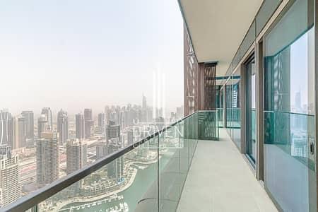 شقة 2 غرفة نوم للايجار في دبي مارينا، دبي - 2 Bedroom Apt with Balcony | Lovely View