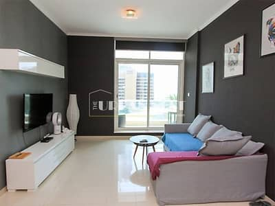Fully furnished apartment with gorgeous views