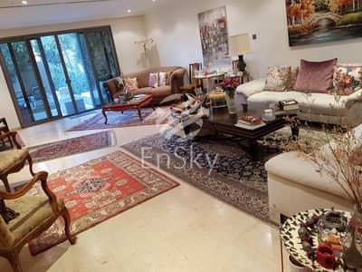 فیلا 4 غرف نوم للبيع في جزيرة السعديات، أبوظبي - Magnificent Villa! Unique Style with Private Pool