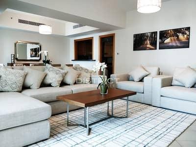 3 Bedroom Flat for Rent in Corniche Area, Abu Dhabi - Spacious I Sea View I 3 Beds in Corniche