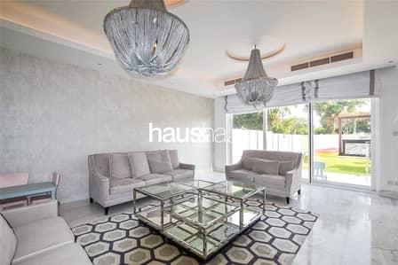 فیلا 3 غرفة نوم للبيع في الينابيع، دبي - Fully Upgraded   Vacant July   Springs Best Villa