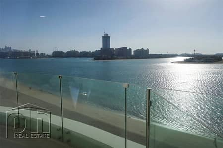 2 Bedroom Flat for Rent in Palm Jumeirah, Dubai - 2BR Sea View