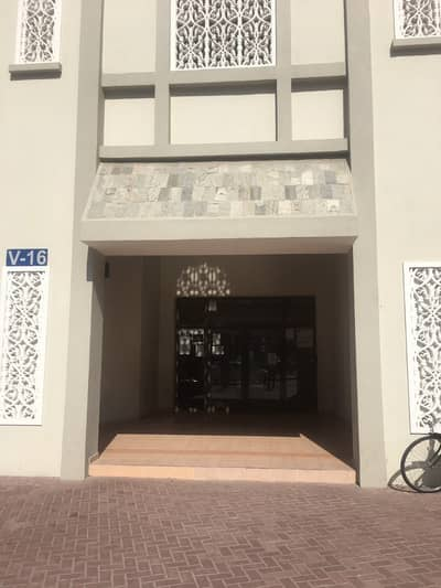 1 Bedroom Flat for Rent in International City, Dubai - 1 BHK in V-16 Russia Cluster Family Building Multiple Cheques Option