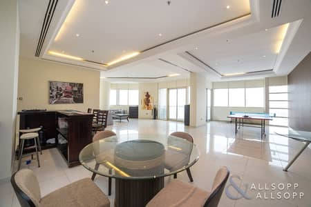 4 Bedroom Penthouse for Sale in Jumeirah Lake Towers (JLT), Dubai - Exclusive | Half Floor Penthouse | 4 Bed