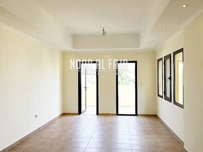1 Bedroom Flat for Rent in Mirdif, Dubai - 1 bedroom  with terrace for 12 chq