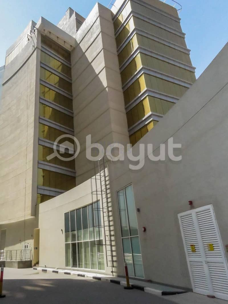 15 Huge Office with Balcony | Dubai Silicon Oasis