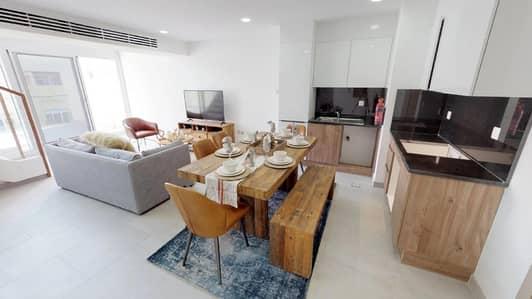 بنتهاوس 1 غرفة نوم للبيع في قرية جميرا الدائرية، دبي - بنتهاوس في موجات الشمال قرية جميرا الدائرية 1 غرف 1180000 درهم - 4207264