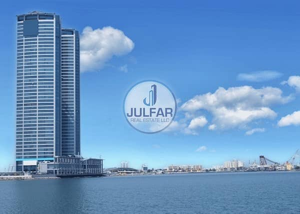 2 Sea View Studio FOR SALE in Julphar Tower