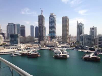 Amazing 3 bed Full Marina view with maid room