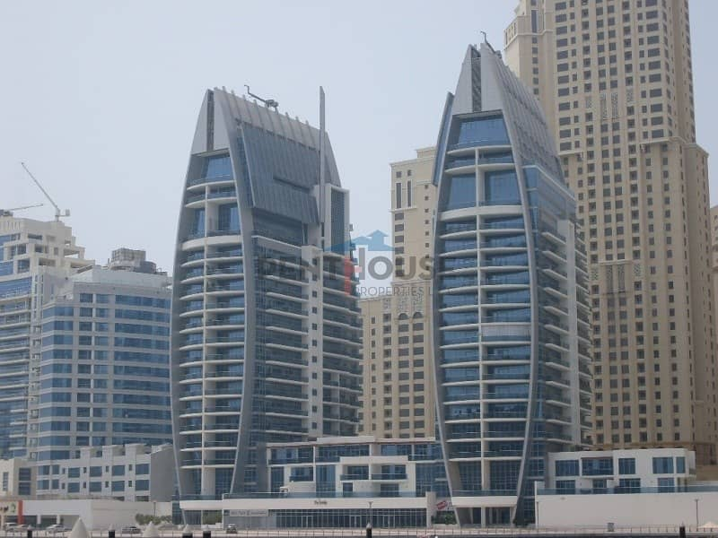 15 Amazing 3 bed Full Marina view with maid room