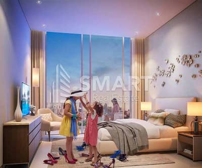 5% Downpayment | 50% DLD Waiver | Burj and Canal Views