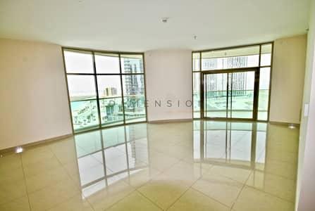 2 Bedroom Flat for Rent in Al Reem Island, Abu Dhabi - Sea views| Kitchen appliances|Balcony