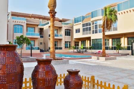 فلیٹ 2 غرفة نوم للايجار في بين الجسرين، أبوظبي - شقة في بين الجسرين 2 غرف 100000 درهم - 4139897
