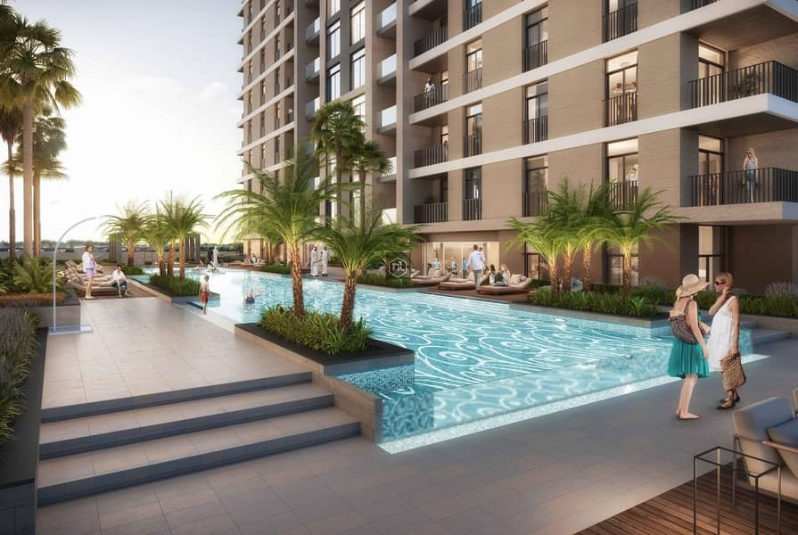 2 2 Bhk with luxurious lifestyle