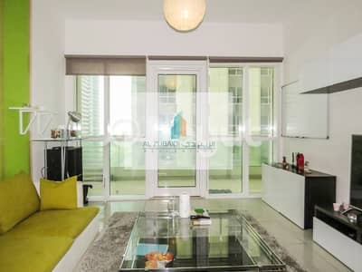 1 Bedroom Apartment for Rent in Dubai Marina, Dubai - FULLY FURNISHED ONE BEDROOM NEAR JBR