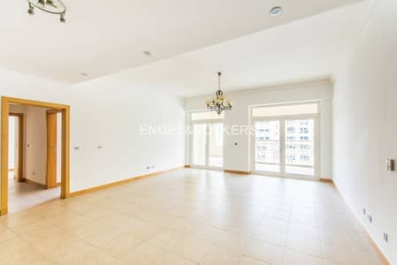 شقة 2 غرفة نوم للبيع في نخلة جميرا، دبي - Type F  Tenanted   High Floor  Park View