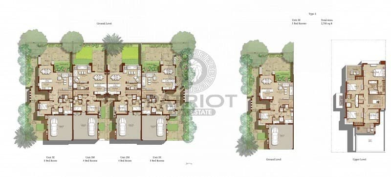 20 Call Waqas Malik to Book Exclusive 5 bed Unit at Maple