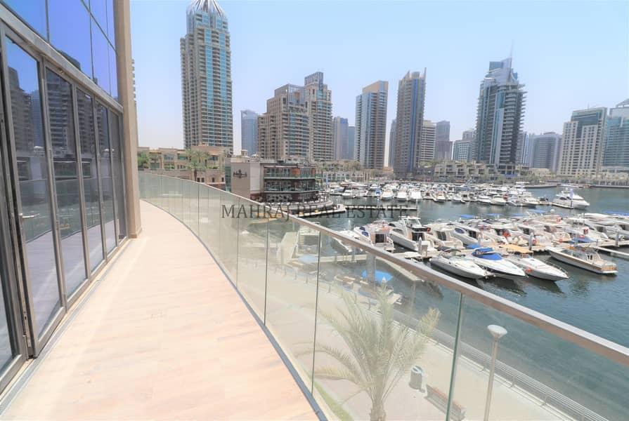 2 Full Marina View | Vacant | Spacious | Bright