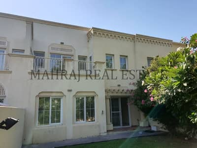 3 Bedroom Townhouse for Rent in The Springs, Dubai - 3 BR + Maid l Study l Pool View l Type 2M