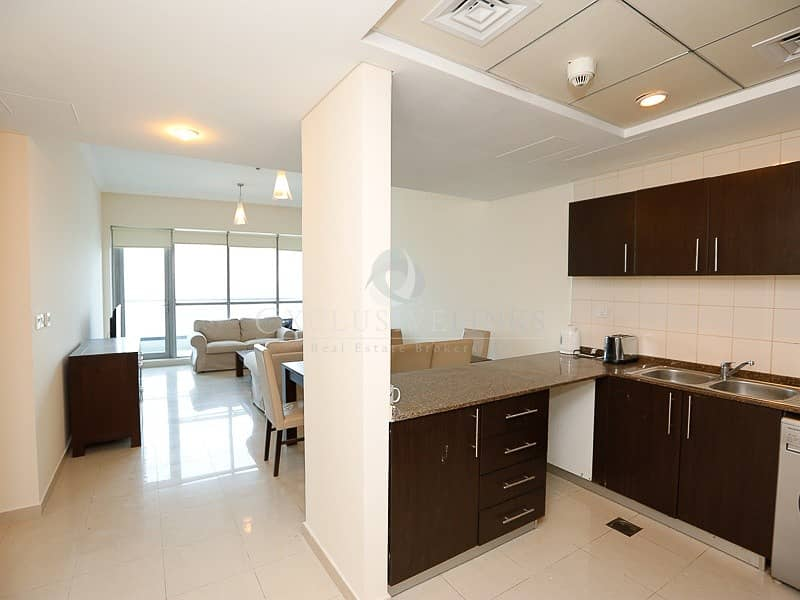 2 Furnished 3 bedroom + maids in Bay Central West