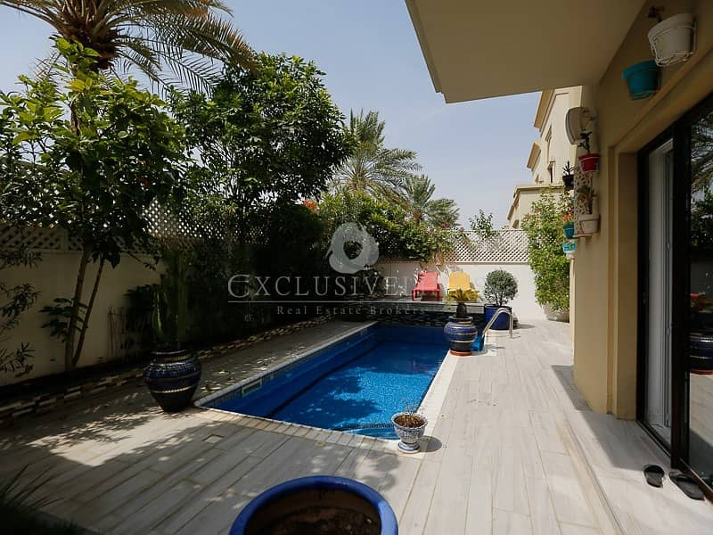 4 Bed Villa for rent | Private pool | Call to view