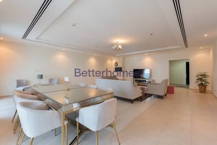 4 Bedroom Flat for Sale in Dubai Marina, Dubai - Vacant | Fully Furnished | 2 Parking Spaces